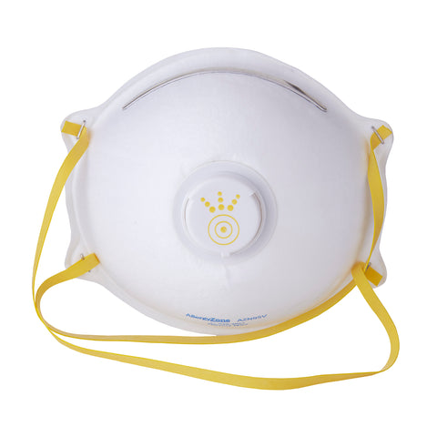 NIOSH N95 Cone-Shaped Respirator<br />(3-Pack)