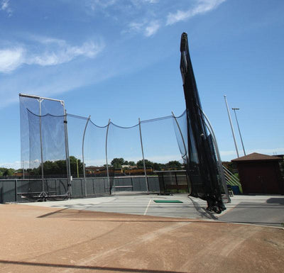 NCAA Hammer/Discus Cage