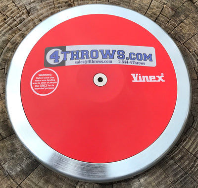 RED - 75% Rim Weight Discus