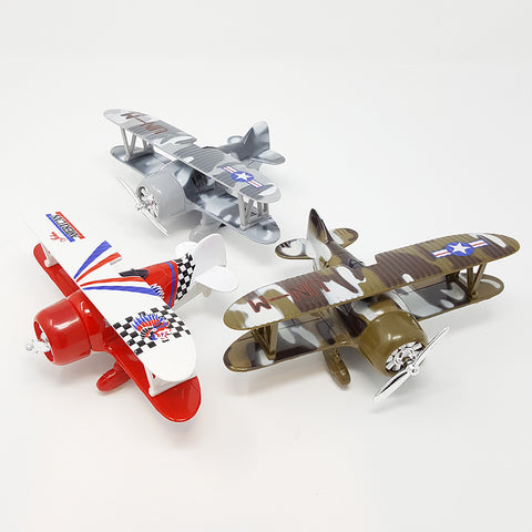 "6.5"" CLASSIC WING FIGHTING PLANE"
