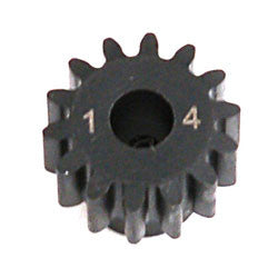 1.0 Module Pitch Pinion, 14T: 8E,SCTE