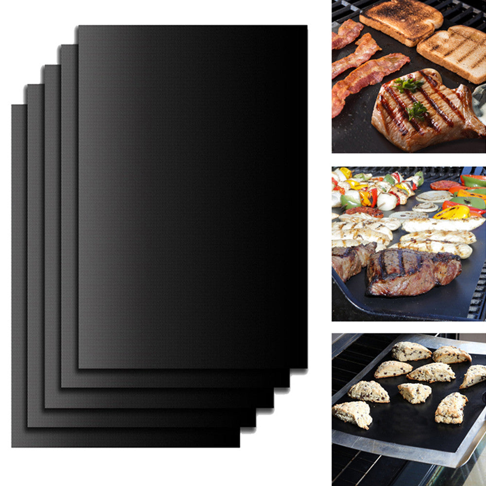 Magic Grill Mat (Set of 2 and 5)