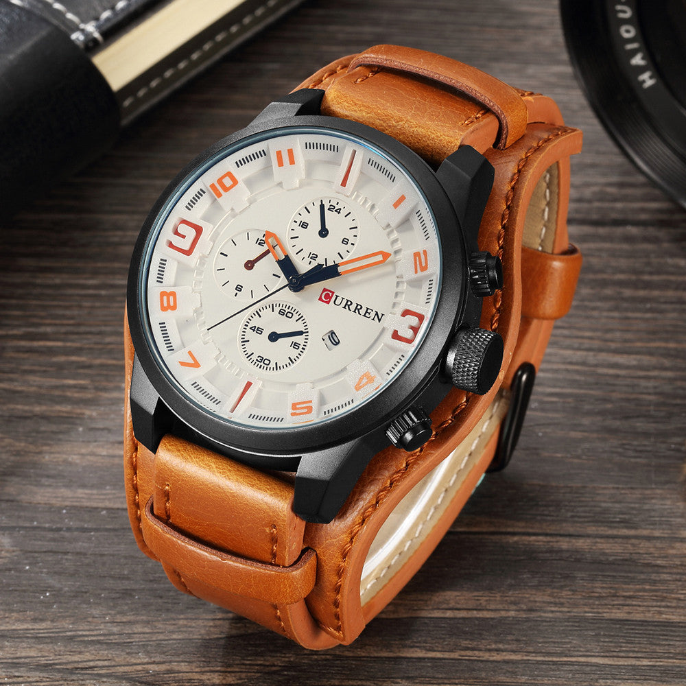 2017 Top Brand Luxury Army Military Men Watches