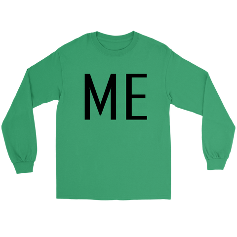 Long Sleeve Unisex Tee - Mini Me