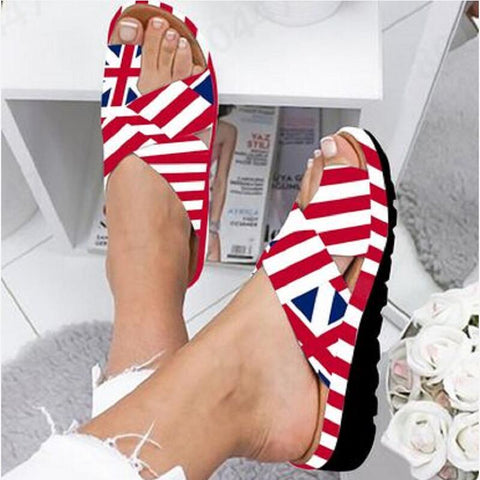 Women Comfy Summer Platform Sandals