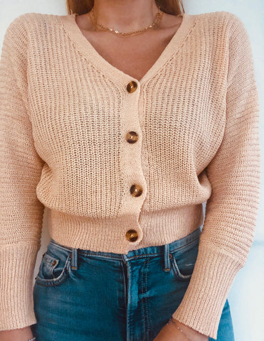HONEY BEE CARDIGAN