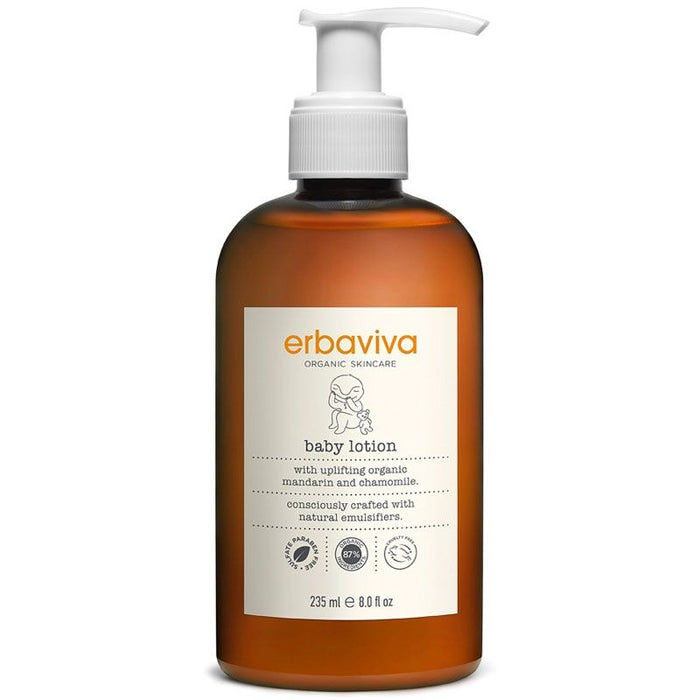Erbaviva Baby Lotion (8 oz)