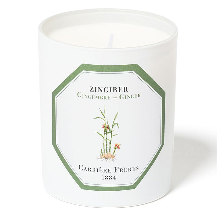 Carriere Freres Ginger Candle (6.5 oz)