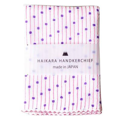 Kontex Haikara Little Handkerchief Sudare Pink (1 pc)