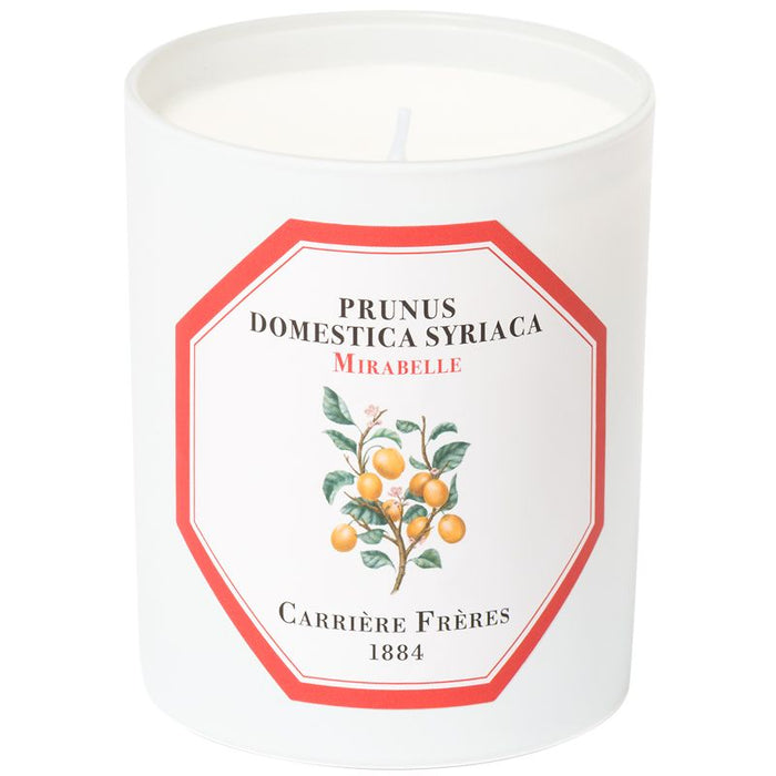 Carriere Freres Mirabelle Candle (6.5 oz)