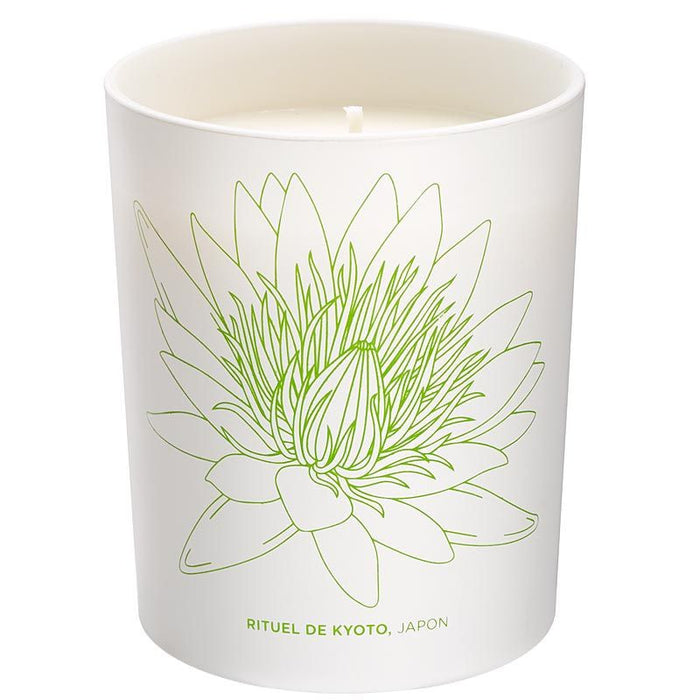 Cinq Mondes Phyto-Aromatic Candle - Kyoto's ritual, Japan (6.4 oz)