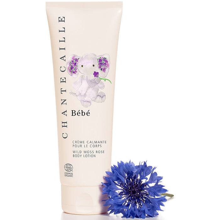 Chantecaille Bebe Wild Moss Rose Body Lotion (120 ml) with Mild Moss Rose