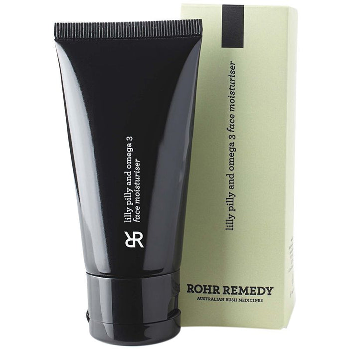 Rohr Remedy Lilly Pilly and Omega 3 Face Moisturizer