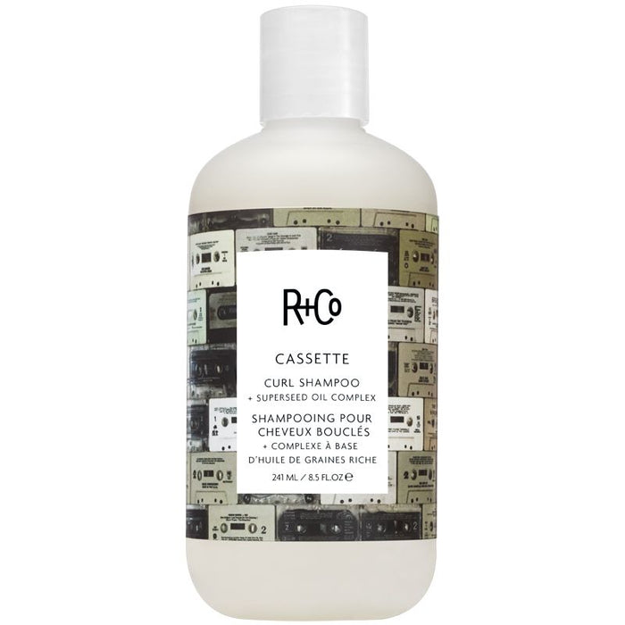 R+Co Cassette Curl Shampoo + Superseed Oil Complex (8.5 oz)