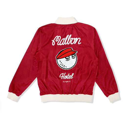 Hotel 1171 x Malbon Golf - Signature Jacket Version. 2