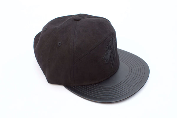 All Black Lion - Baseball Cap