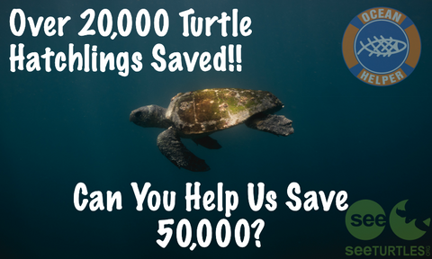 Can You Help Us Save 50,000?