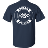 Image of Ocean Helper Men's Short Sleeve T-Shirt (Back Printed) - OceanHelper