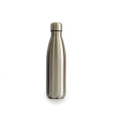 Re-useable Stainless Steel Water Bottle - OceanHelper