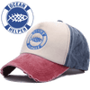 "Image of Ocean Helper ""Worn Look"" Baseball Cap - OceanHelper"