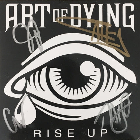 Signed Rise Up EP