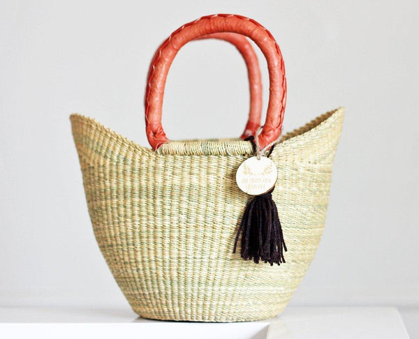 'Au Naturel' Shopper Basket (Mini)