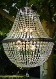Chandelier Hire Melbourne Basket Chandeliers for Hire