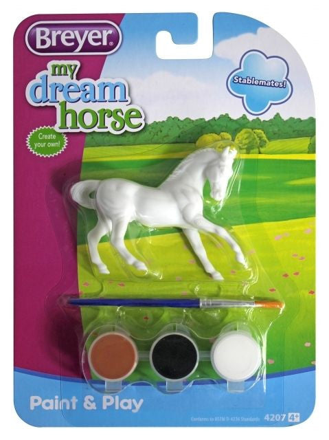 Breyer Stablemates Paint & Play Assortment - 4207