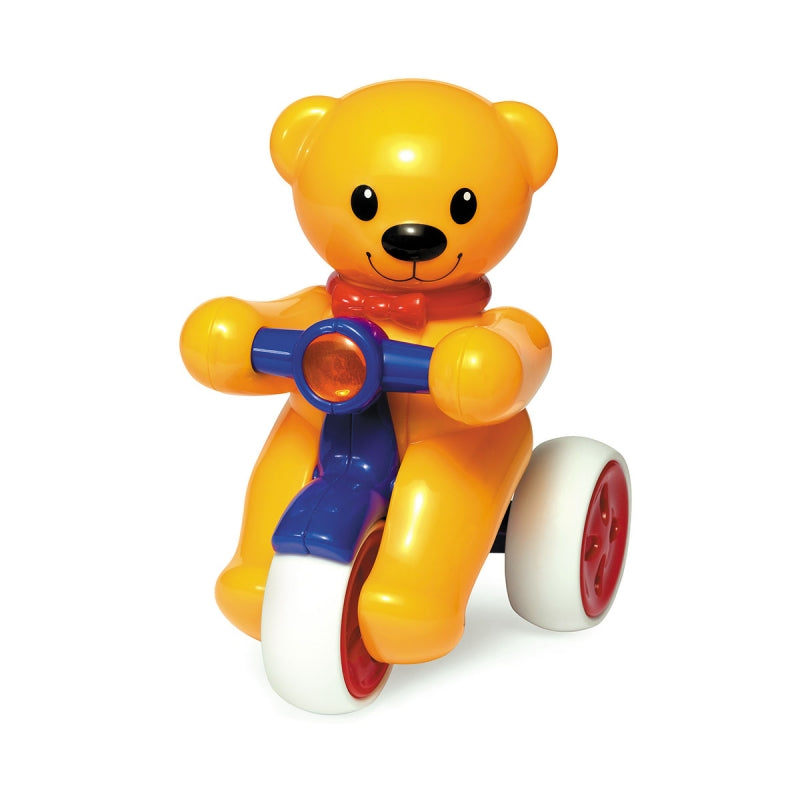 TOLO PUSH AND GO TEDDY - 89678 Castle toys