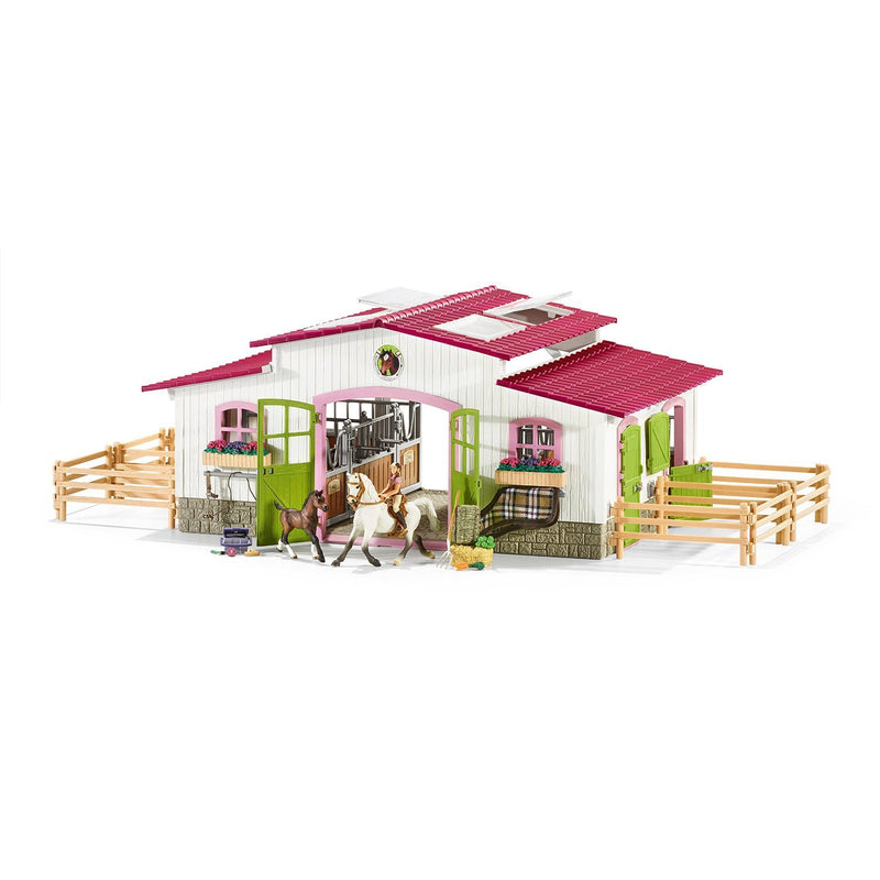 Schleich Horse Club Riding Center (Pink) - 42344