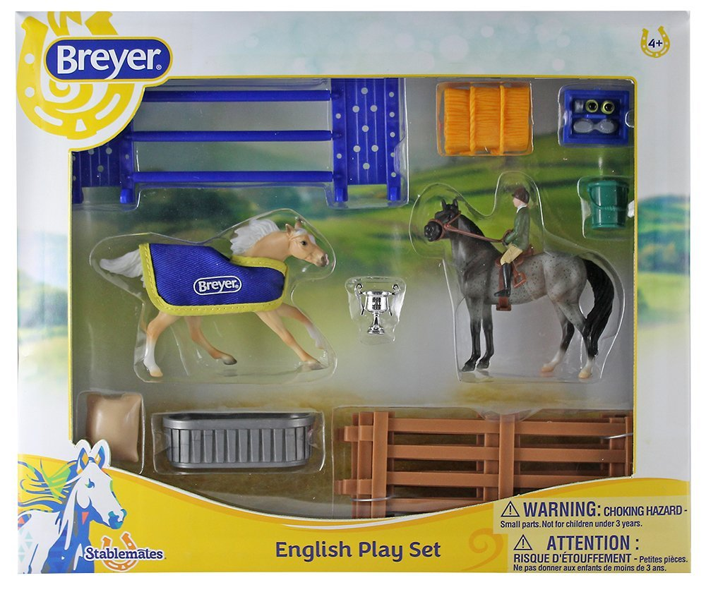 Breyer - 6027 | Stablemates: English Play Set