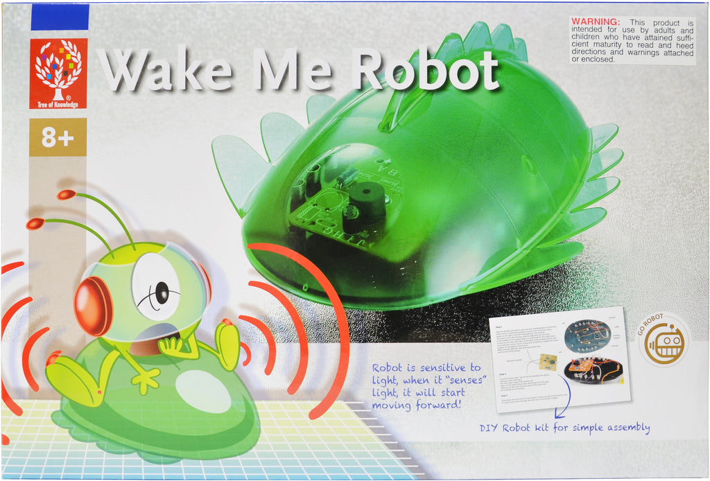 Elenco - EDU4003 | Wake Me Robot