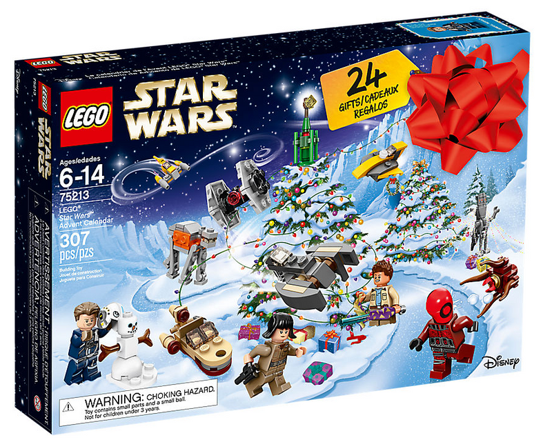 LEGO - 75213 | Star Wars Advent Calendar 2018 - 6213564