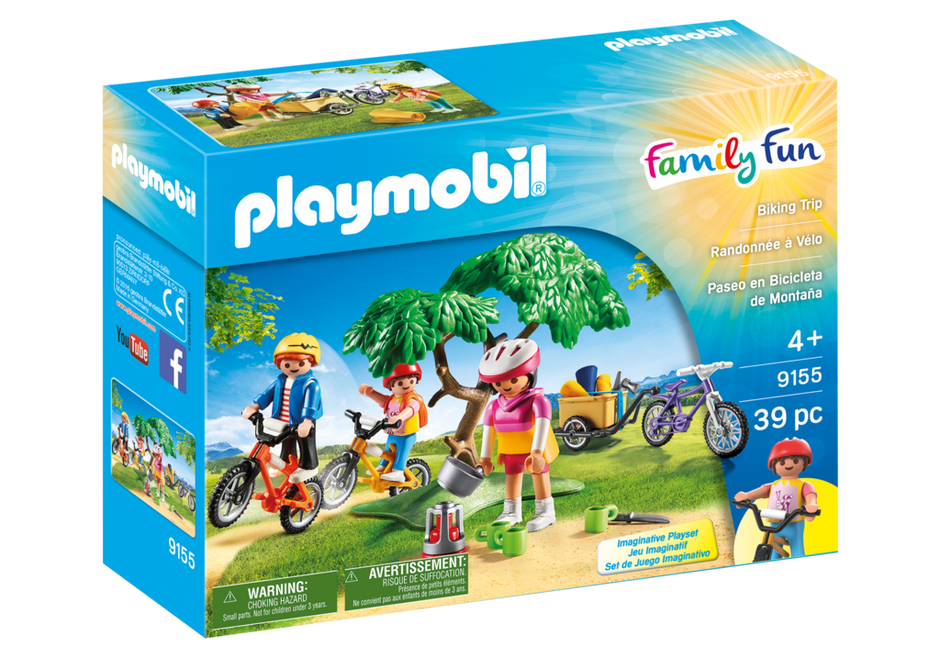 Playmobil - Family Fun: Biking Trip