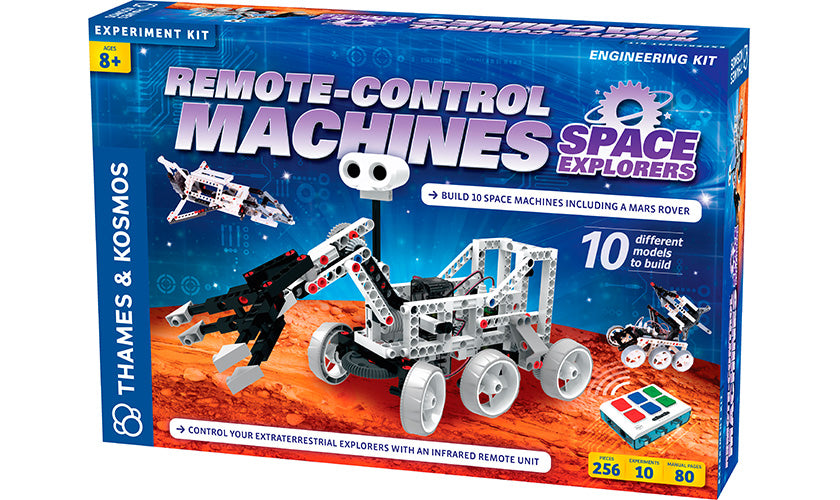 Thames & Kosmos -  Remote-Control Machines: Space Explorers
