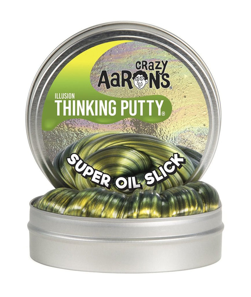 Crazy Aaron's Thinking Putty - PWSO020 | Super Illusions: Super Oil Slick