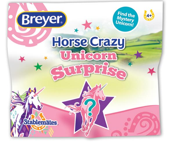 Breyer - 6217 Mystery Unicorn Surprise Pack