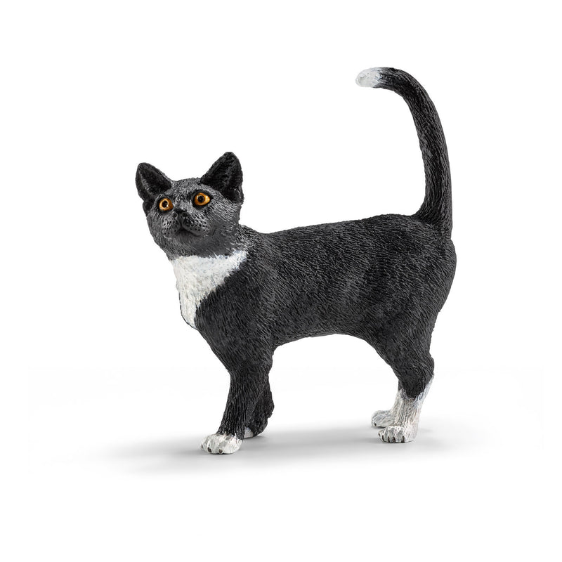 Schleich Black Cat, Standing - 13770