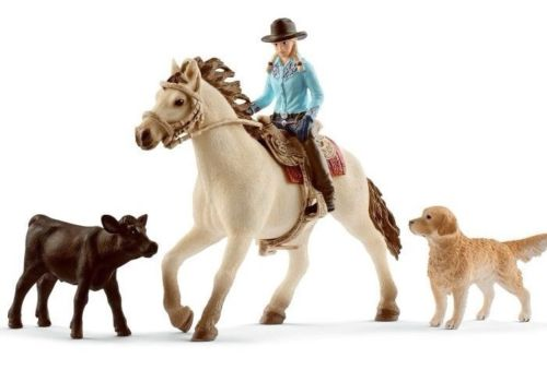 Schleich - 42419 | Farm World: Western Riding