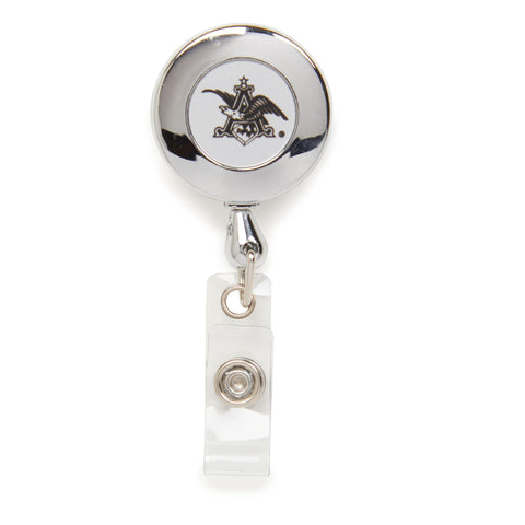 A & Eagle Badge Holder