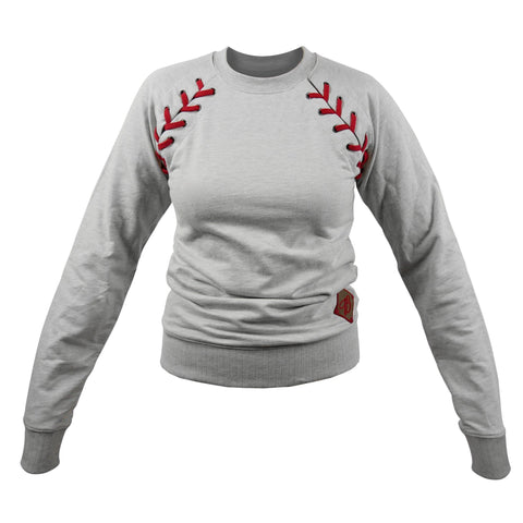 BUD BASEBALL STICH SWEATSHIRT