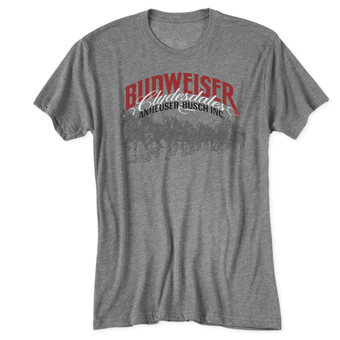Budweiser Clydesdale Tee