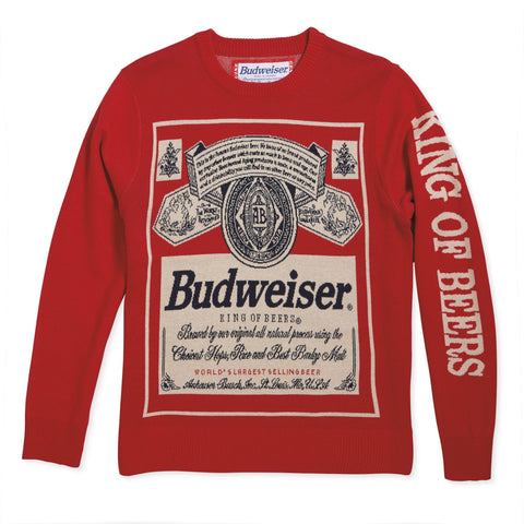 Budweiser Sweater