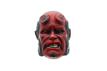 Hellboy - Head Sculpt