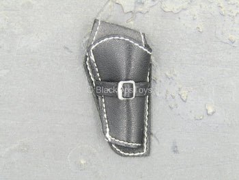 Cowboy - The Bad - Black Leather Like Holster
