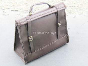 Cowboy - The Bad - Brown Leather Like Bag