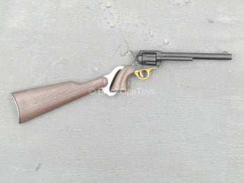 Cowboy - The Bad - Navy Colt Revolver w/Buttstock