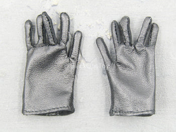 LAPD - SWAT - Black Tactical Gloves
