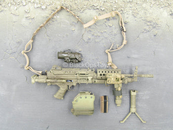 Seal Team Six Red Team - MK46 MOD 0 LMG Set