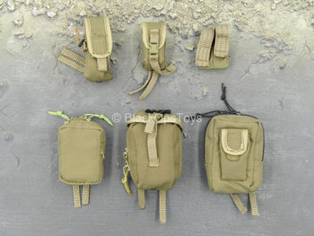 U.S. Air Force TACP/JTAC - Tan Pouch Set